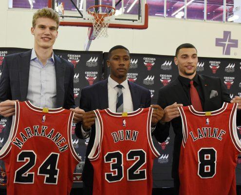 Chicago Bulls 2017/18