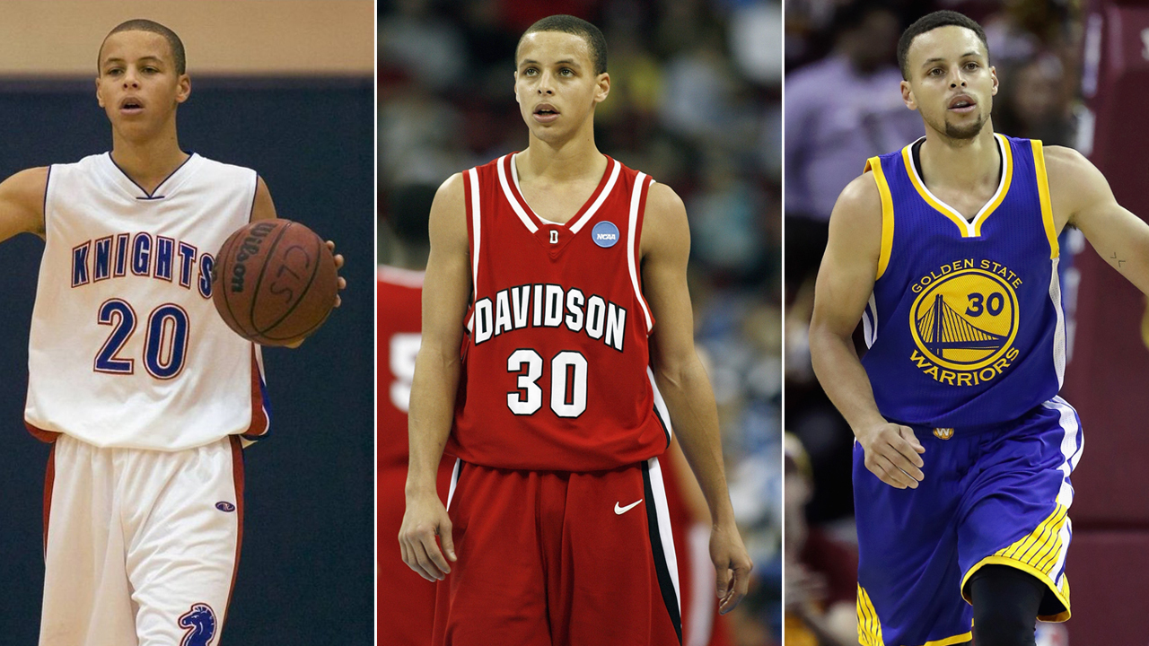Equipos Stephen Curry