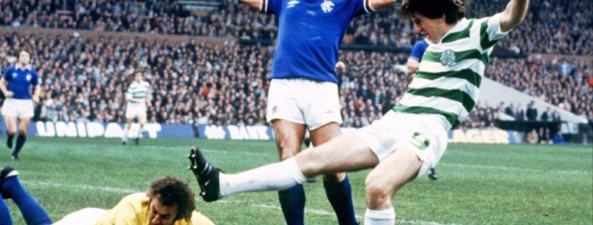 Fútbol escocés: Celtic-Rangers