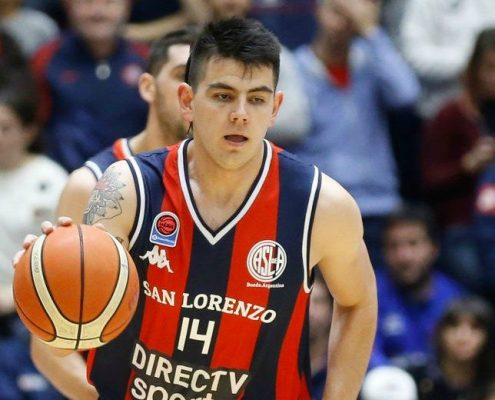 fichajes Real Madrid Baloncesto: Gabriel Deck