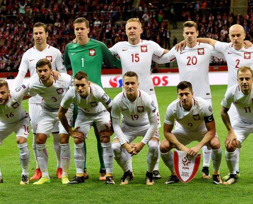 Polonia Mundial Rusia