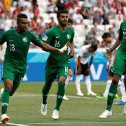 Resumen Arabia Saudí Mundial Rusia