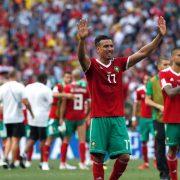 Marruecos la mejor imagen de su grupo, última del mismo