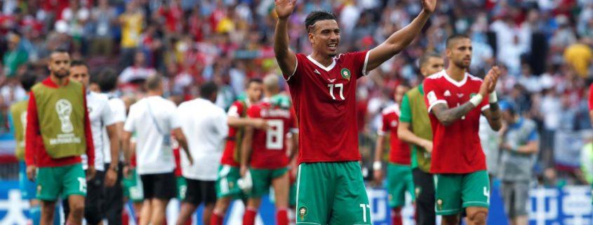 Resumen Marruecos Mundial Rusia
