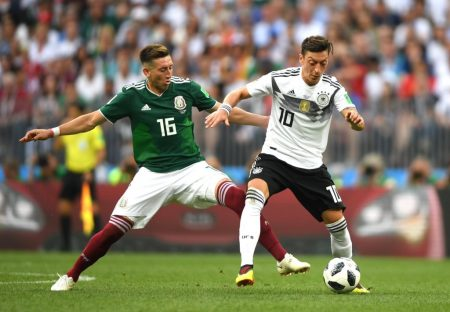 México vs Alemania