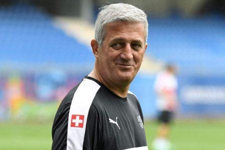 Vladimir Petkovic Suiza