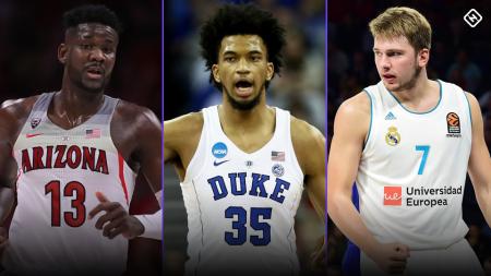 mejores jugadores del Draft 2018