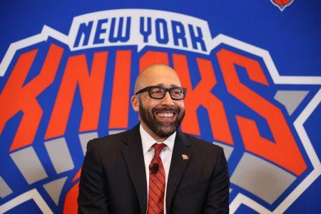 Fizdale Knicks