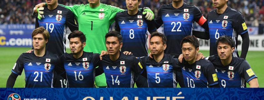 Japón Mundial de Rusia 2018