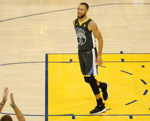 Curry MVP de las Finales.