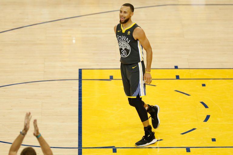 Curry MVP de las Finales.