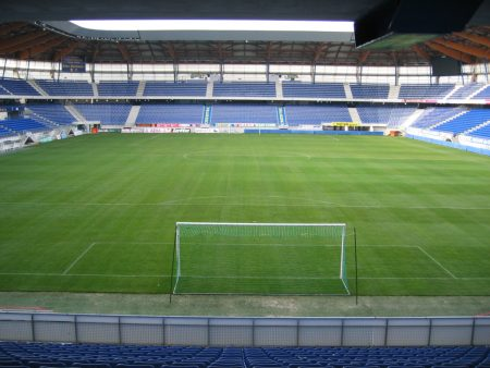 Stade Auguste Bonal Sochaux