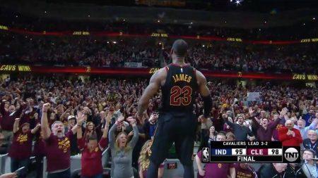 Playoffs de LeBron James