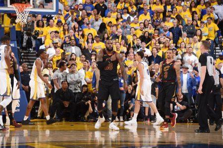 LeBron James en los Playoffs 2017-18