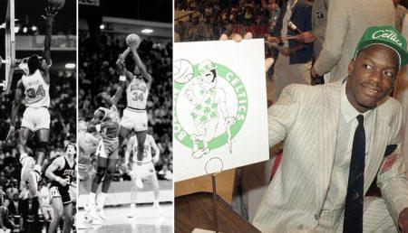 Len Bias Boston Celtics.