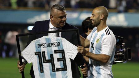 Javier Mascherano Argentina