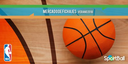 Fichajes NBA: agentes libres y draft 2018