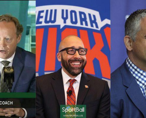 Entrenadores NBA 2018