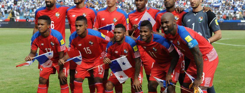 Panamá Mundial de Rusia 2018