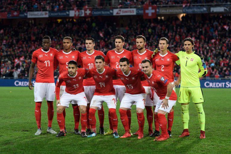 Suiza Mundial Rusia 2018