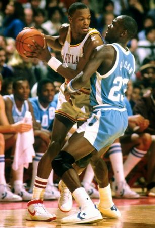 Len Bias contra Michael Jordan