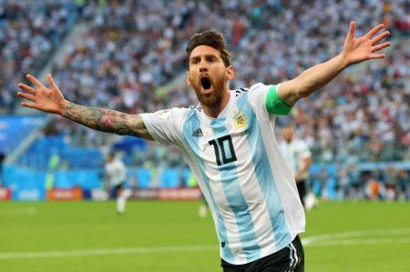 Lionel Messi, esperanza de Argentina en la Copa América 2019
