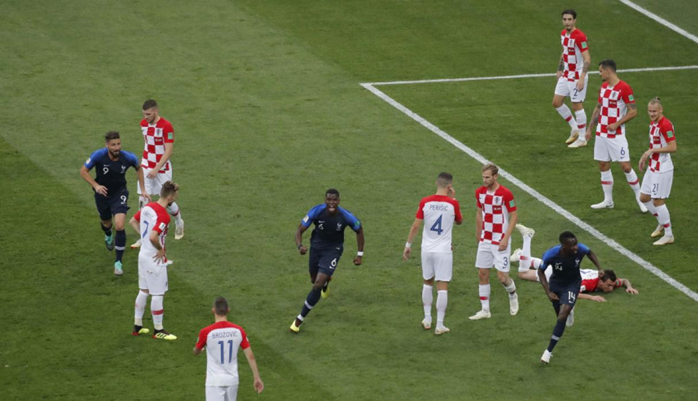 Resumen Francia Mundial Rusia: campeona