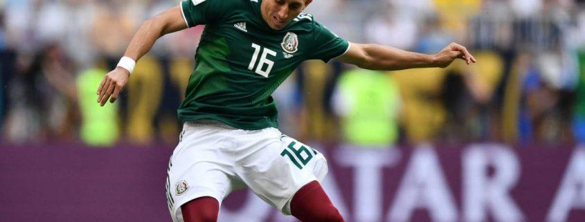 Resumen México Mundial Rusia 2018