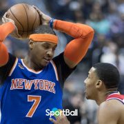 Carmelo Anthony a Houston Rockets. ¿La última bala?