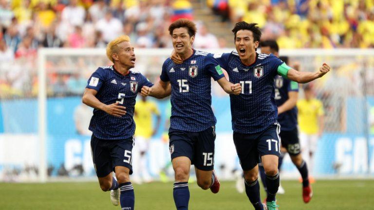 Resumen Japón Mundial Rusia