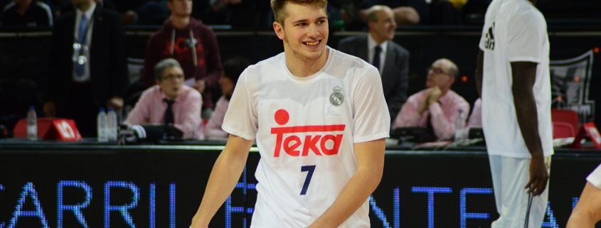 candidatos a Rookie del Año 2019 Luka Doncic