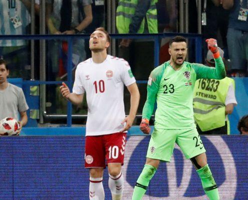 Resumen Dinamarca Mundial Rusia 2018