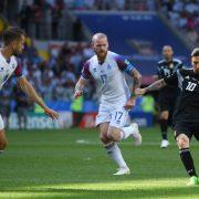 Repaso al debut mundialista de Islandia