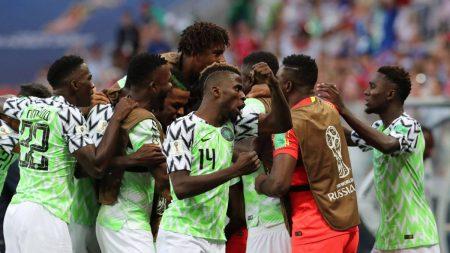 Resumen Nigeria Mundial Rusia