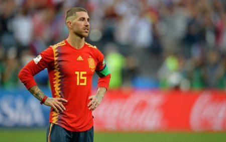 Uno x uno de España Mundial Rusia Sergio Ramos