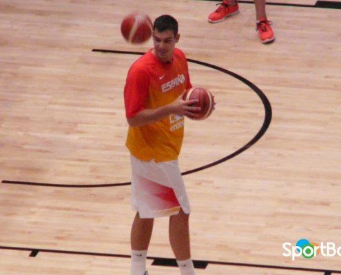 Willy Hernángomez Selección Española