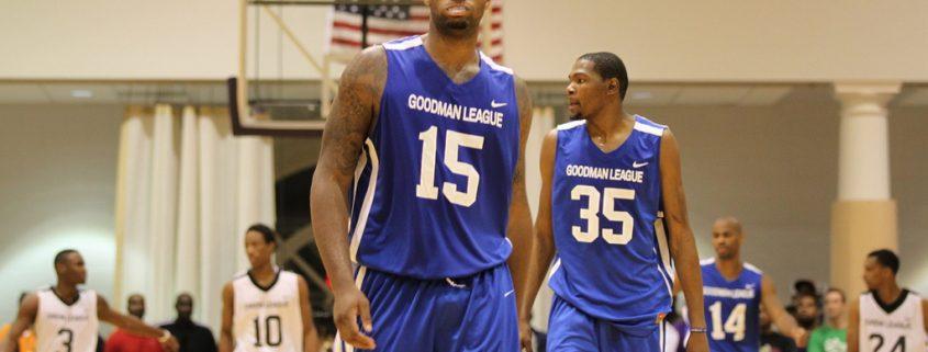 DeMarcus Cousins a Golden State Warriors.