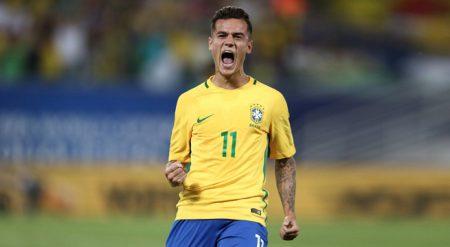 Coutinho fue el lider brasileño en el Mundial de Rusia 2018. Foto: Latina
