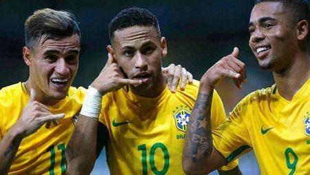 Resumen Brasil Mundial Rusia: Coutinho, Neymar y Gabriel Jesús no acabaron de desplegar su magia.