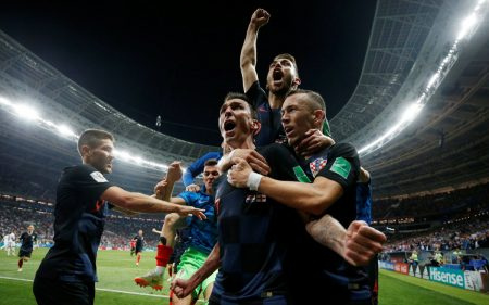 Croacia-Francia