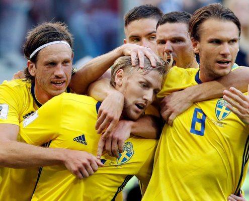 Resumen Suecia Mundial Rusia Forsberg