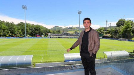 Asier Garitano fichajes Real Sociedad 2018-19