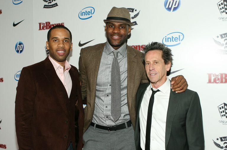 objetivo de LeBron en los Lakers