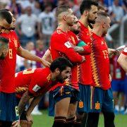 Uno x uno de España Mundial Rusia 2018