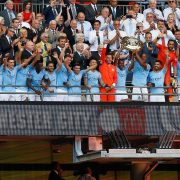 Manchester City campeón Community Shield 2018: