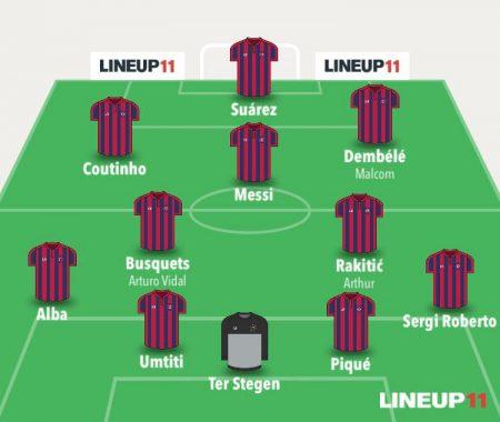 esquema de Valverde: 4-2-3-1