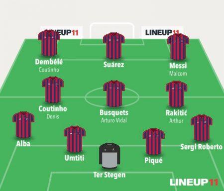 esquema de Valverde: 4-3-3