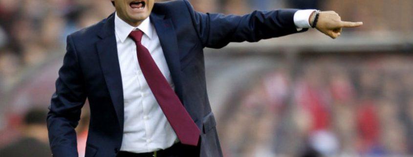 esquema de Valverde en el Barcelona