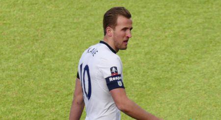 Harry Kane Tottenham Hotspurs