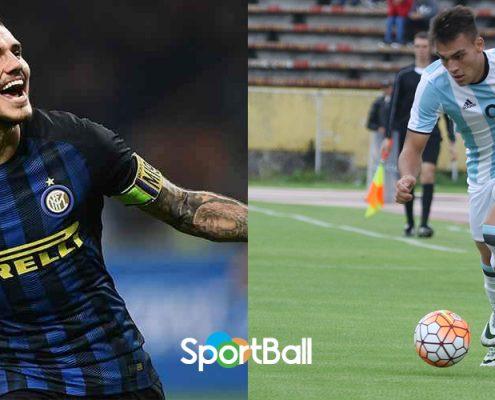 plantilla Inter 2018-19 Icardi y Lautaro